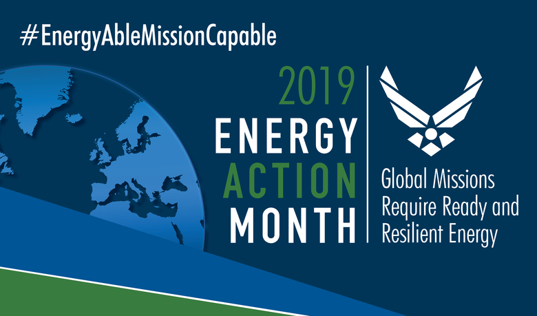 A graphic for Energy Action Month
