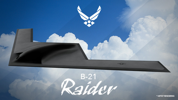 Air Force Secretary announces Tinker home for B-21 Raider maintenance