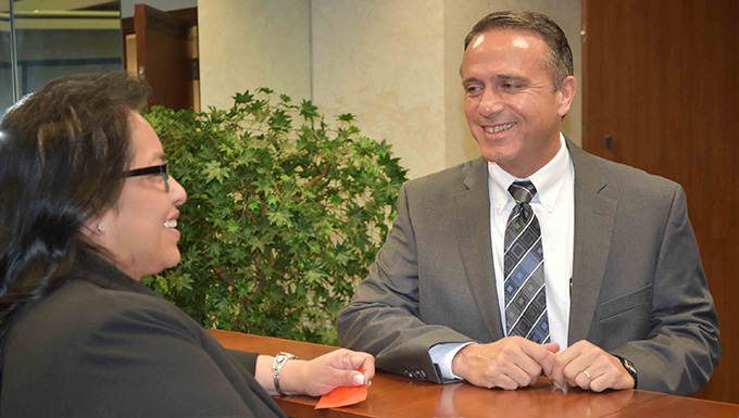 Stamey named new AFSC executive director