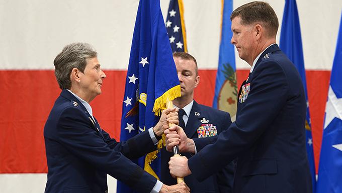 Lt. Gen. Kirkland takes command of AFSC