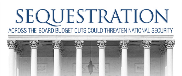 DOD Sequestration News